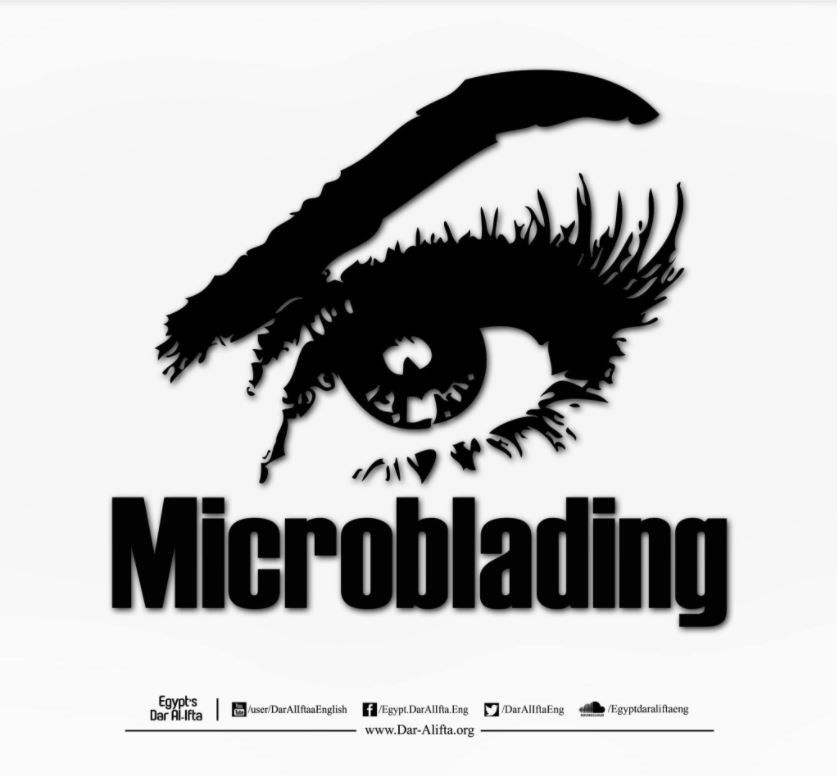 is microblading halal?