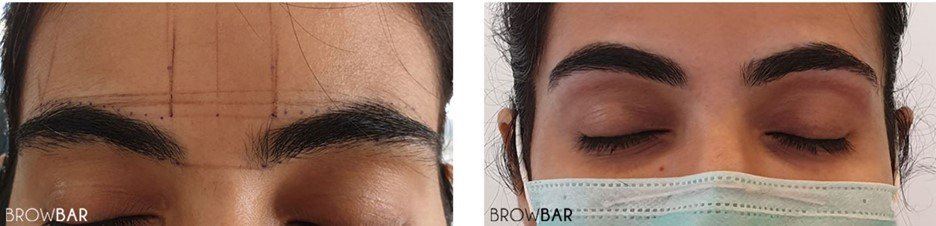 what is brow mapping